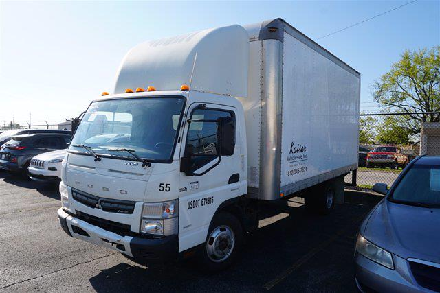 2012 Mitsubishi Fuso Truck, Dry Freight #D210190A - photo 1