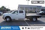 2021 Ram 3500 Crew Cab DRW 4x4,  Knapheide Platform Body #D210494 - photo 5