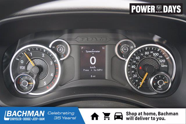 2021 Ram 5500 Regular Cab DRW 4x4,  Cab Chassis #D210496 - photo 13
