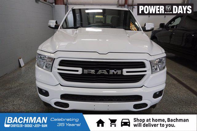 2021 Ram 1500 Quad Cab 4x4, Pickup #D210517 - photo 1