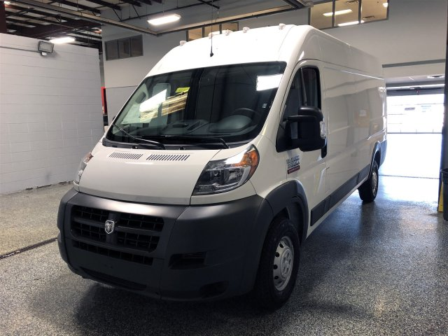 2018 ProMaster 3500 High Roof, Cargo Van #FD182126 - photo 4