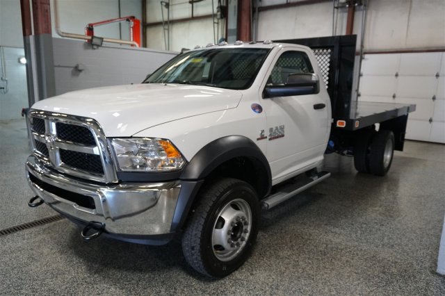 2018 Ram 4500 Regular Cab DRW 4x4,  Knapheide Value-Master X Platform Body #FD182149 - photo 4