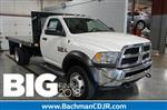2018 Ram 4500 Regular Cab DRW 4x4,  Knapheide Value-Master X Platform Body #FD182149 - photo 1