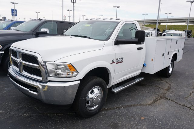 2018 Ram 3500 Regular Cab DRW 4x4,  Knapheide Service Body #FD182155 - photo 14