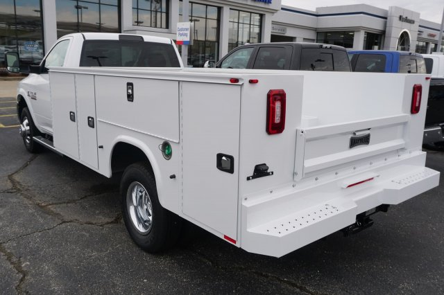2018 Ram 3500 Regular Cab DRW 4x4,  Knapheide Service Body #FD182155 - photo 15