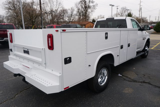 2018 Ram 3500 Regular Cab DRW 4x4,  Knapheide Service Body #FD182155 - photo 2