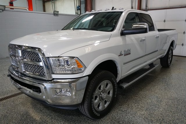 2018 Ram 2500 Crew Cab 4x4, Pickup #FD182170 - photo 4
