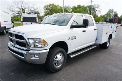 2018 Ram 3500 Crew Cab DRW 4x4,  Knapheide Service Body #FD182176 - photo 4