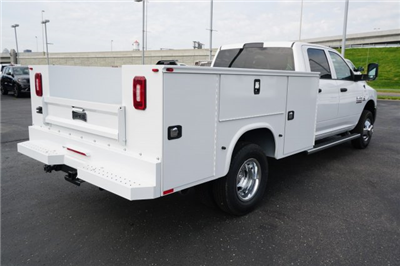 2018 Ram 3500 Crew Cab DRW 4x4,  Knapheide Service Body #FD182176 - photo 2