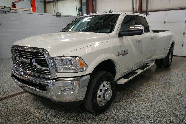 2018 Ram 3500 Crew Cab DRW 4x4, Pickup #FD182198 - photo 4