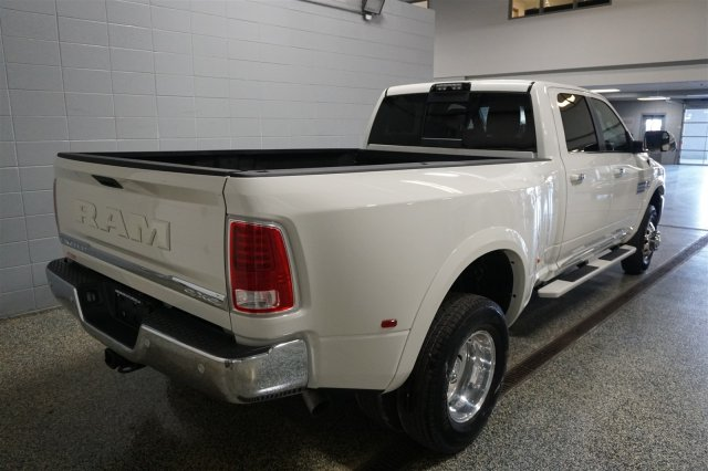 2018 Ram 3500 Crew Cab DRW 4x4, Pickup #FD182198 - photo 2