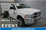 2017 Ram 3500 Regular Cab DRW 4x4, Cab Chassis #FD575017 - photo 1