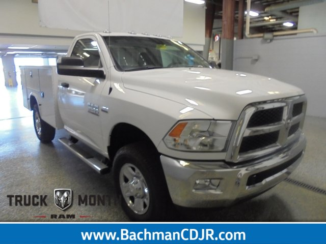 2017 Ram 3500 Regular Cab 4x4, Knapheide Standard Service Body #FD575067 - photo 1