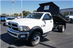 2017 Ram 5500 Regular Cab DRW 4x4,  Knapheide Drop Side Dump Bodies Dump Body #FD579097 - photo 4