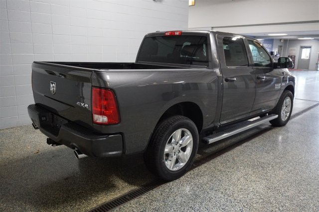 2017 Ram 1500 Crew Cab 4x4, Pickup #FD580837 - photo 2