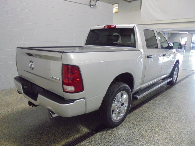 2017 Ram 1500 Crew Cab 4x4,  Pickup #FD580857 - photo 2