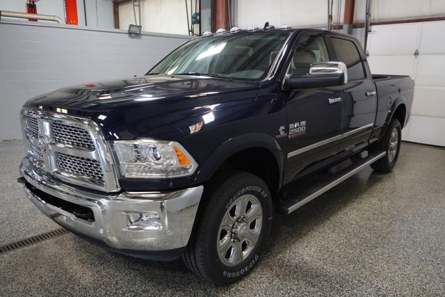 2018 Ram 2500 Crew Cab 4x4, Pickup #FD581058 - photo 4