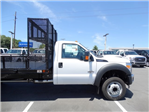 2016 F-550 Regular Cab DRW, Dovetail Landscape #GEC79076 - photo 4