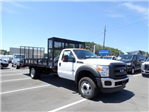 2016 F-550 Regular Cab DRW, Dovetail Landscape #GEC79076 - photo 5