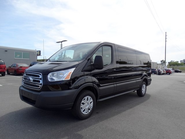2016 Transit 350 Low Roof, Passenger Wagon #GKA78010 - photo 11