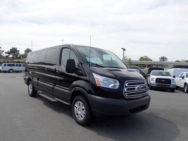 2016 Transit 350 Low Roof, Passenger Wagon #GKA78010 - photo 9