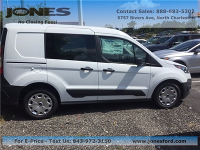 2017 Transit Connect, Cargo Van #H1331341 - photo 1
