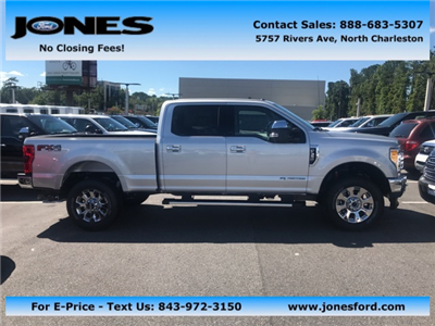 2017 F-350 Crew Cab 4x4, Pickup #HED48370 - photo 1