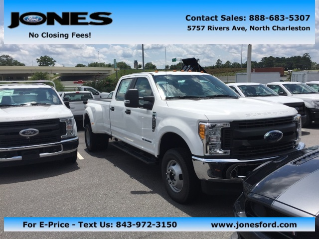 2017 F-350 Crew Cab DRW 4x4, Pickup #HED63925 - photo 1
