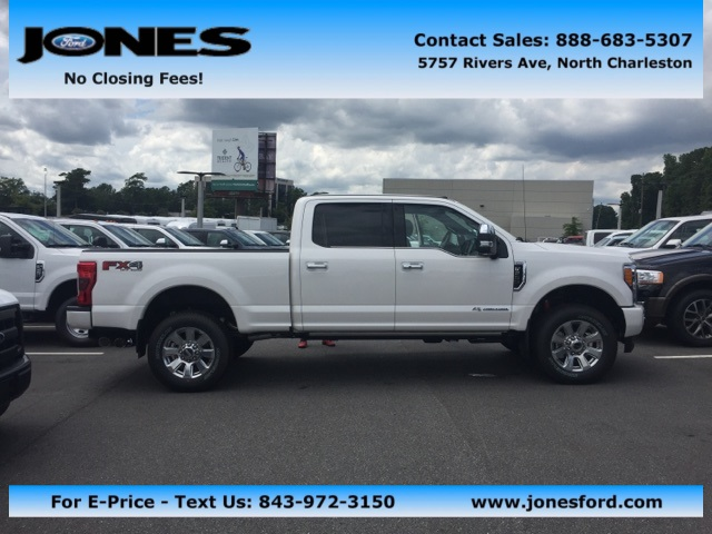 2017 F-250 Crew Cab 4x4, Pickup #HED98708 - photo 1