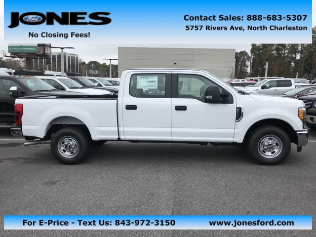 2017 F-250 Crew Cab,  Pickup #HEE40985 - photo 1