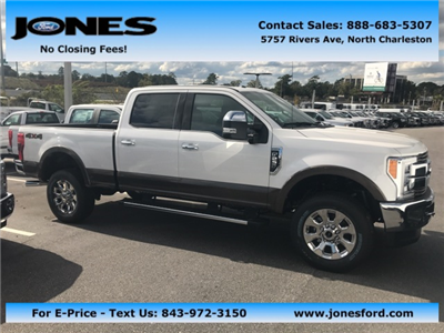 2017 F-250 Crew Cab 4x4, Pickup #HEE90956 - photo 1