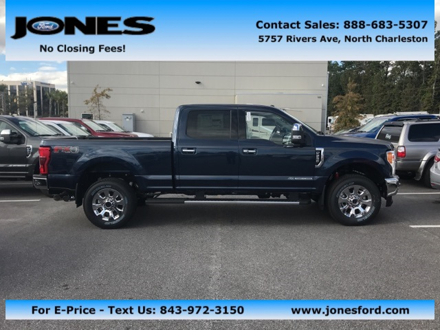 2017 F-250 Crew Cab 4x4, Pickup #HEF05437 - photo 1