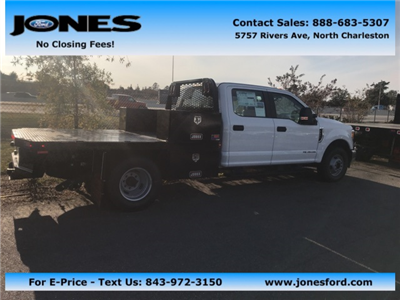 2017 F-350 Crew Cab DRW, Platform Body #HEF23558 - photo 1