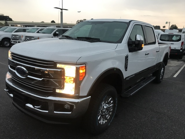 2017 F-250 Crew Cab 4x4, Pickup #HEF29733 - photo 2