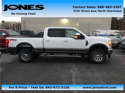 2017 F-250 Crew Cab 4x4, Pickup #HEF29733 - photo 1
