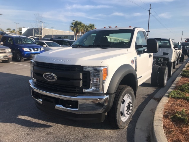 2017 F-550 Regular Cab DRW 4x4, Cab Chassis #HEF42262 - photo 3