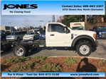 2017 F-550 Regular Cab DRW 4x4, Cab Chassis #HEF42262 - photo 1