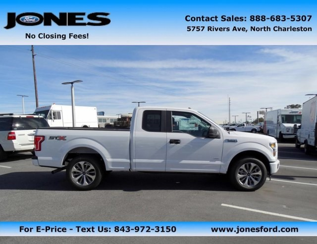2017 F-150 Super Cab, Pickup #HFA92641 - photo 1