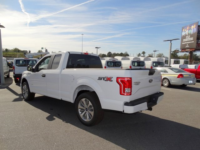 2017 F-150 Super Cab, Pickup #HFA92641 - photo 2