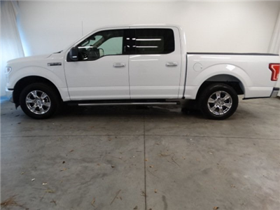 2017 F-150 SuperCrew Cab 4x2,  Pickup #HFC78221 - photo 5