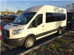 2017 Transit 350 HD DRW, Passenger Wagon #HKB52829 - photo 4