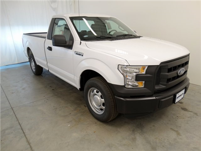 2017 F-150 Regular Cab, Pickup #HKD05236 - photo 4