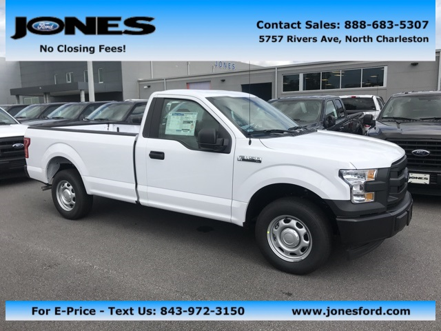 2017 F-150 Regular Cab, Pickup #HKE03712 - photo 1