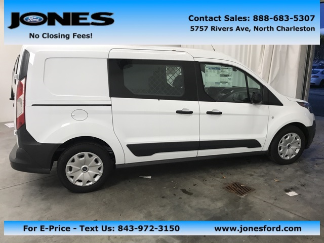 2018 Transit Connect, Cargo Van #J1341543 - photo 1
