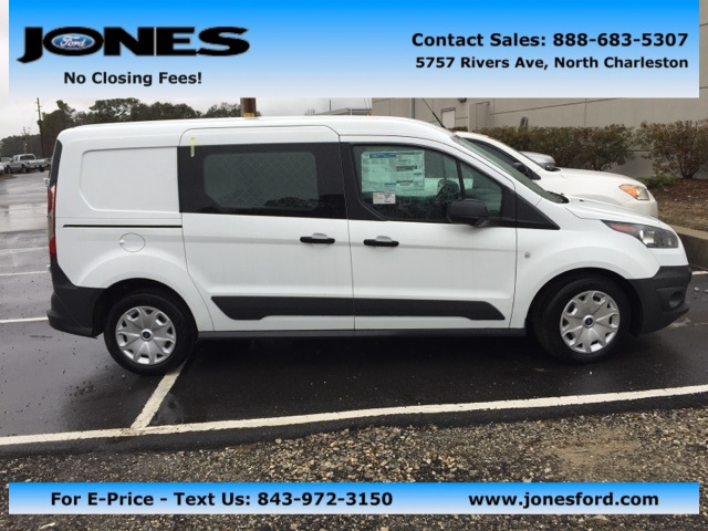 2018 Transit Connect 4x2,  Empty Cargo Van #J1344047 - photo 1