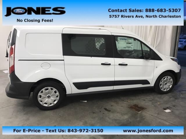 2018 Transit Connect,  Empty Cargo Van #J1349968 - photo 1