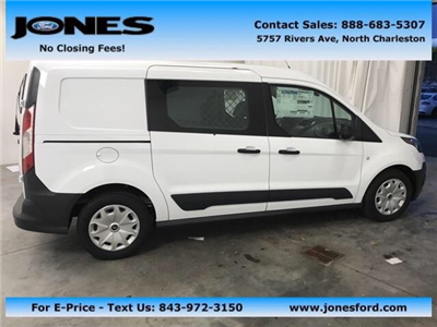 2018 Transit Connect 4x2,  Empty Cargo Van #J1360109 - photo 1