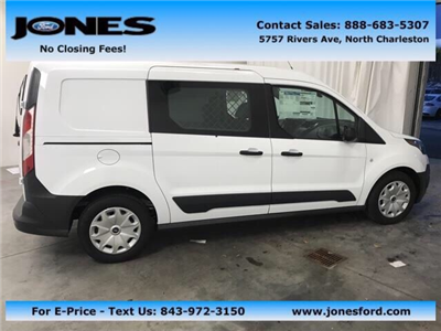 2018 Transit Connect 4x2,  Empty Cargo Van #J1380240 - photo 1