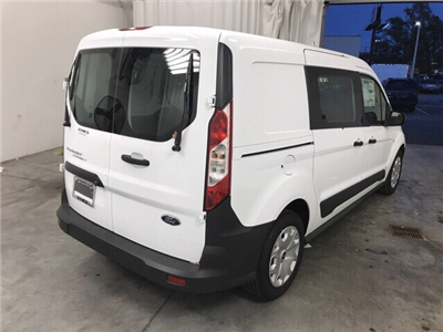2018 Transit Connect 4x2,  Empty Cargo Van #J1380240 - photo 8