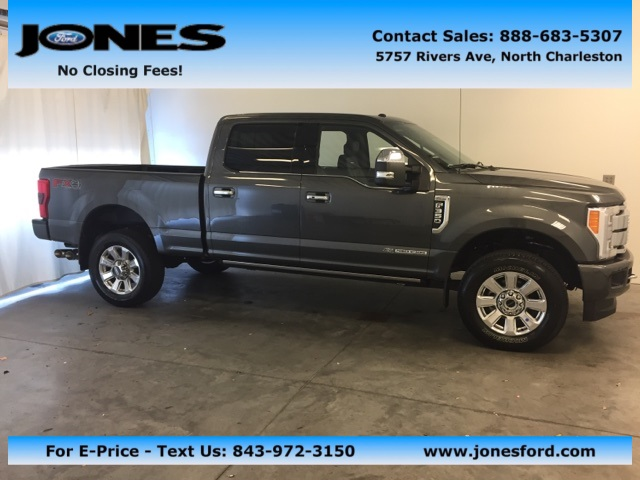 2018 F-350 Crew Cab 4x4,  Pickup #JEC23304 - photo 1
